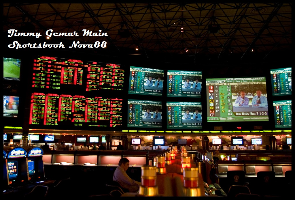 Jimmy Gemar Main Sportsbook Nova88